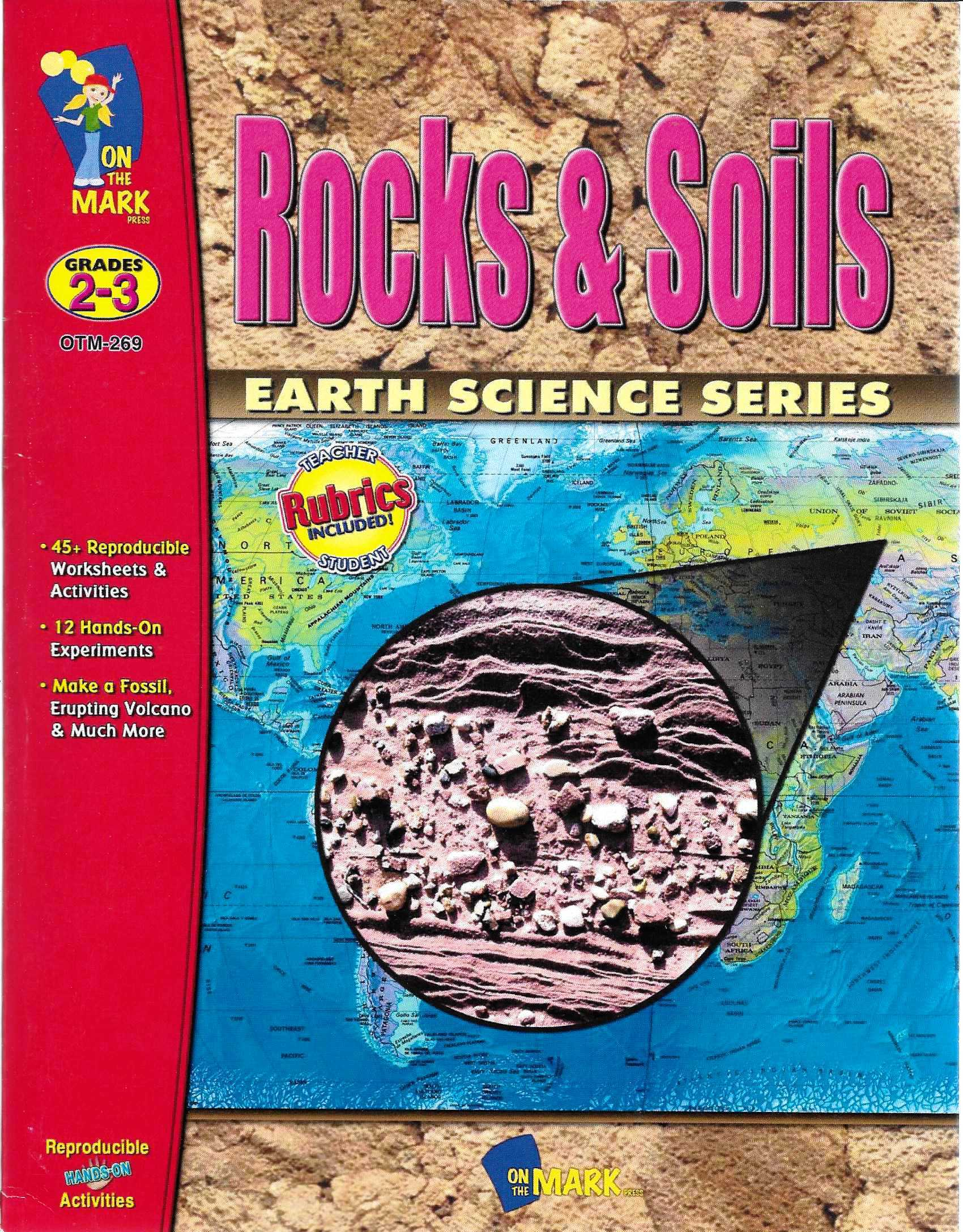 Grade 3 science education emporium rocks soils contains two reproducible student booklets activities and student worksheets 96 pages 1900 robcynllc Choice Image