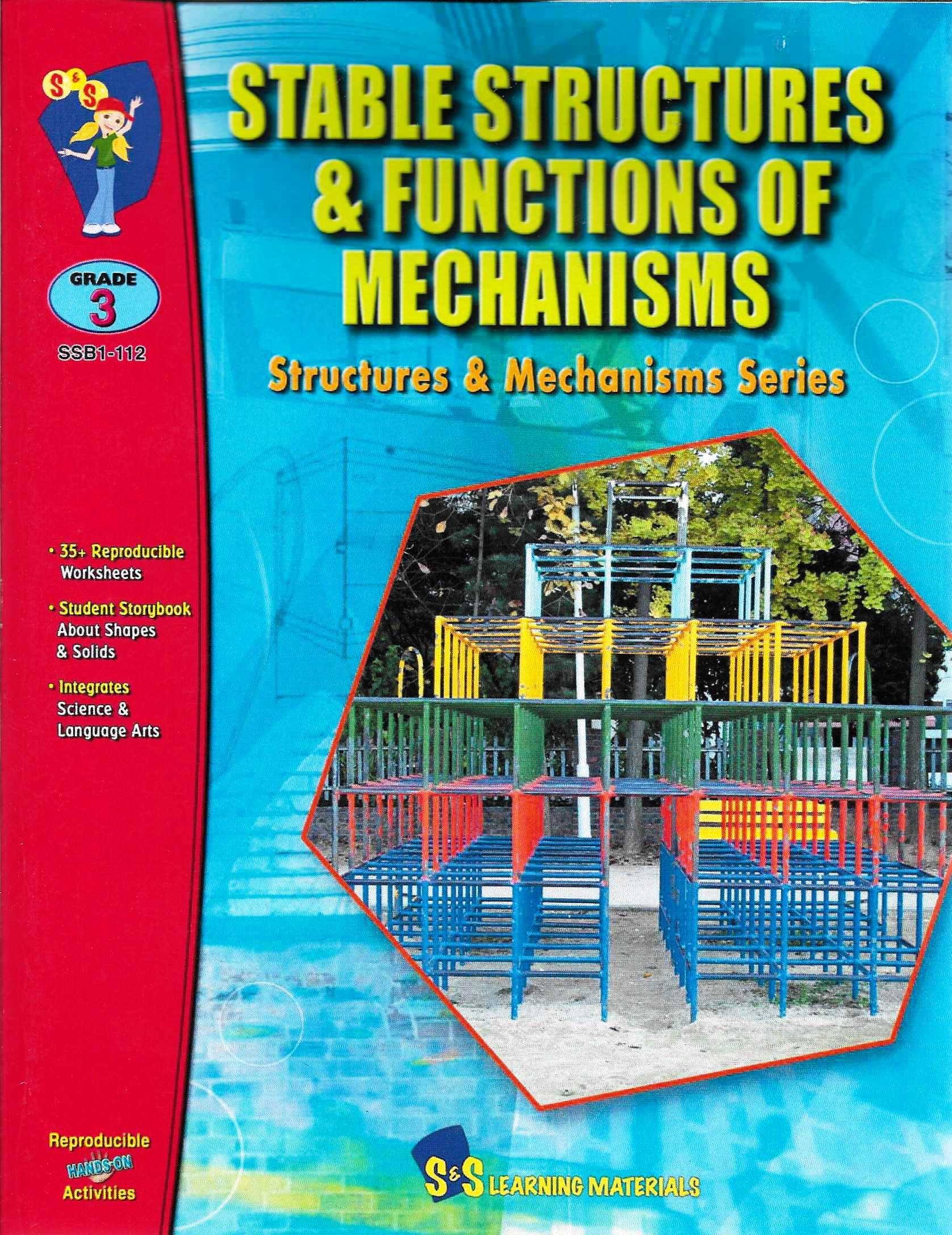 Grade 3 science education emporium stable structures and functions of mechanisms contains a storybook entitled a summer in shapeville which provides the structure around which the 28 robcynllc Choice Image